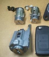 Chery A3 Hatchback car lock cylinder for door , ignition (whole set)  M12