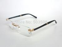 optical glasses frame MB9101 women and men optical eyeglasses frame glasses brand rimless glasses frame