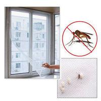 DIY Mesh Anti Mosquito Bug Insect Flyscreen Window Screen Curtain 200X150cm