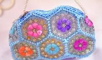 2014 Limited Time-limited Pillow Freeshipping Women Solid Pu Zipper Handbag 16 Zhu Hua Women2014 Women's Messenger Bags