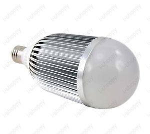 18W LED Ceiling Spotlight Ball Light Bulb E27 Globe Lamp Warm Pure 110V 220V NEW(China (Mainland))
