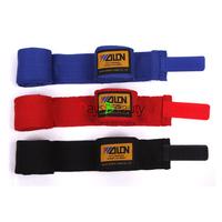 Hot Sale 3 colors Boxing Hand Wraps Muay Thai Boxing 2.7M*5 CM Boxing Bandages 100% Cotton Bandage