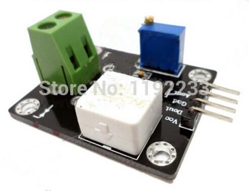 WCS2705 Overcurrent Detection Sensor Overcurrent Short circuit Protection Detection Module