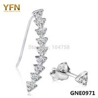 Колье-цепь YFN GNX0359 925 2015 AAA +