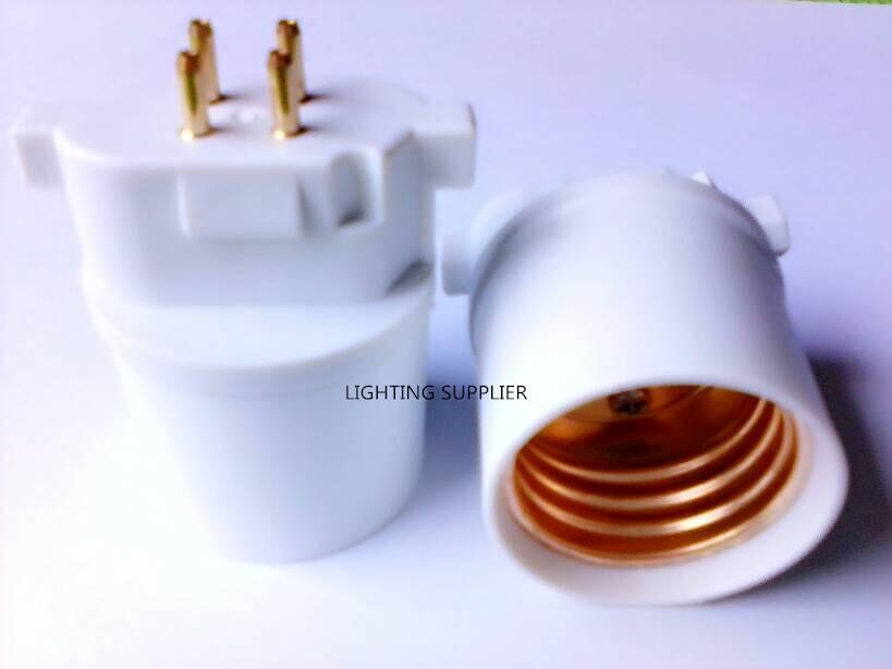 gx10q to e27 led socket adapter gx10q e27 converter. Black Bedroom Furniture Sets. Home Design Ideas