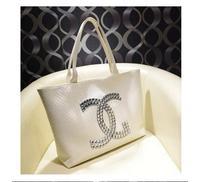 New 2014 CC pu leather bag woman famous brand handbags louis shoulder bag bolsas femininas luggage bags c line bag