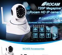 Mini WIFI IP Camera Wireless baby monitor 720P HD 1.0 Megapixel support 32G SD/TF card Pan & Tilt IP/Network