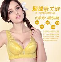 Fashion Plus size Brassiere A B cup Sexy Seamless Adjustable push up Bras women bra Underwear