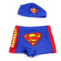 2014 HOT Free Shipping Baby Children Toddler Boy Swimming Swim Shorts Trunks With Cap [CX18-CX22]