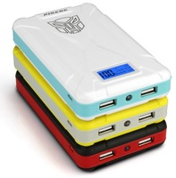 Pineng PN-933 10000 mAh Portable Power Bank with digital screen Freeshipping