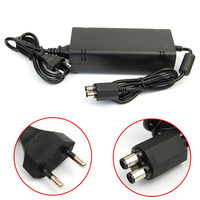 EU AC Adapter Charger Power Supply Cord Cable For Xbox 360 Slim 135W 12V