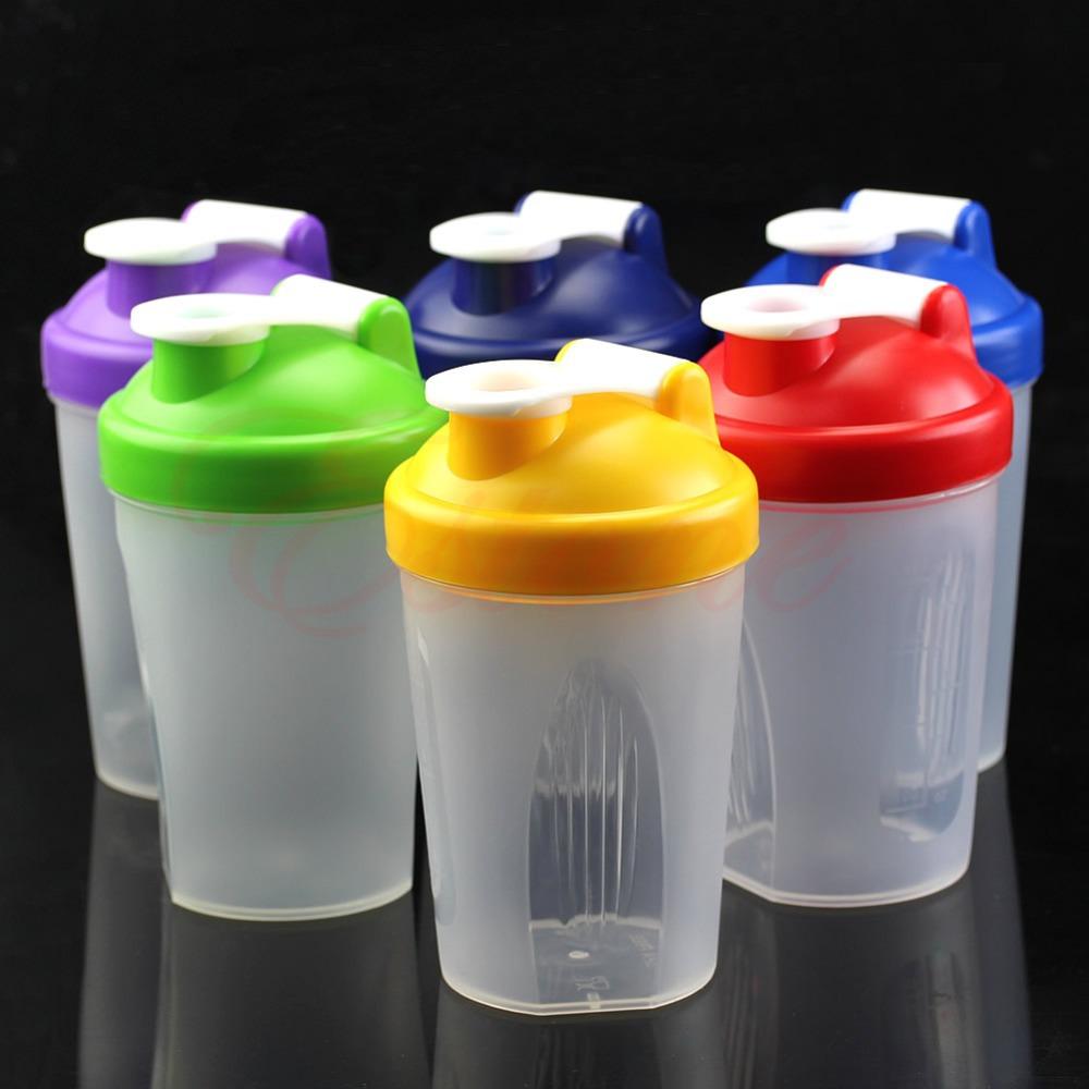Smart Shaker Bottle Smart Shake Gym Protein Shaker