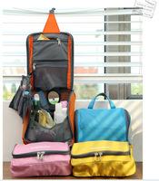 New Fashion Colorful  Bag Travel Waterproof  Wash Bag Portable Cosmetic Storage Bag Organizer Case