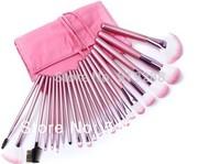 Hot Sale Pink NEW Makeup Brush 22pcs/Set Professional Makeup Brush Set Pouch Set Kit Makeup Brush Sets Wholesale