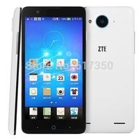 "Original ZTE Red Bull V5 MSM8926 Quad Core Dual SIM 5.0"" IPS Smart Mobile Phone 1GB+4GB GPS WIFI Google Play Cellphone"