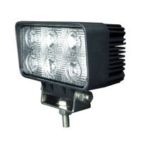 18W CAR LED Light Off-road vehicle modification lights reversing lights Automotive LED spotlights fog lights
