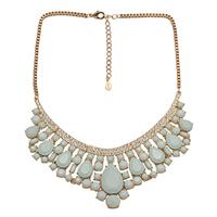 wholesale 2014 fashion nice crystal rhinestone necklace for women free shipping 140607