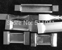 factory supply  Tungsten Powder Metallurgy Parts ,Tungsten Boats , Tungsten evaporation boats for vacuum metalizing