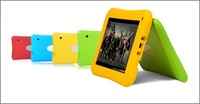 """2014 new 7"""" Kids Tablet PC Android 4.2 RK3026 Dual core Dual camera 1.2GHz  512M 4GB WIFI IPS HD SCREEN 800*480"""