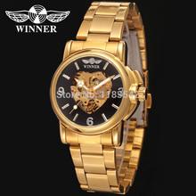 2014 Winner Watch Automatic Lady Watch Fashion Design Watches Women WRL8011M4G2