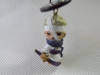 One Piece Ryuma keychain #2 mini figure