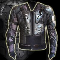 Motorcycle armor motorbike armor motorcross jackets Full Body Armor Spine Chest Protective Gear size M,L,XL,XXL,XXXL