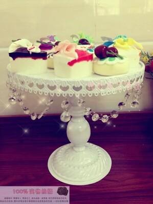 Cake Stand Cake Tray Fruit Plate Pastry Tray Egg Tarts Dish Wedding