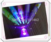 HOT!! UV invisible ink pen,magic pen CH-0813 popular uv light pen, body marker, sercet pen