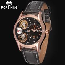 Famous Brand Forsining Quartz Lady wristwatch Hotsale Casual Watches Women Shipping Free FSL8014Q3R1