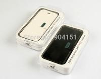 2200mAh J-5GK Backup Leather Flip Battery Case Cover for iphone 5G 5S
