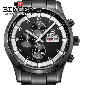 Newest Good Quality Digital Watch Quartz Waterproof Outdoor Sports Watches Chronograph Multifunction Wristwatch Binger Men Gifts(China (Mainland))
