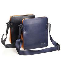 2015 luxury designer genuine leather bag male shoulder bags brand bolsas men messenger bags casual man small satchel bolsos