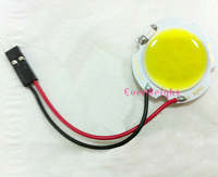 4pcs Car COB Festoon dome Light 15 Led Auto Lamp car Round Panel Reading Interior Light 15smd with Festoon + T10 Adapter