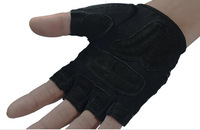 Free shipping New 2014 Hot Sell Fitness Gloves Protect Wrist Anti-skid Weightlifting Multifunction Exercise Gloves for woman