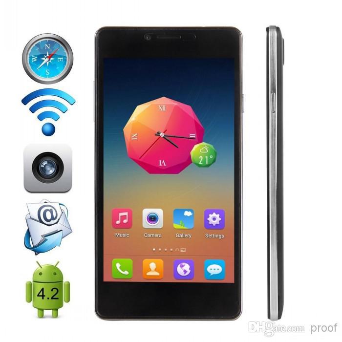 Мобильный телефон CUBOT S208 MTK6582 Android 4.2 1 16 5,0 QHD IPS 8.0MP cubot примечание s смартфон