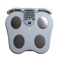 Bodecoder Digital Fitness BIA Body Fat Monitor Fat Analyzer Electronic Fat Scale Body Composition Analyzer