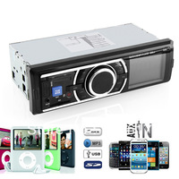 Car Vehicle Stereo In-Dash MP3 Player Radio FM USB SD AUX input Receiver New 2013 New Style