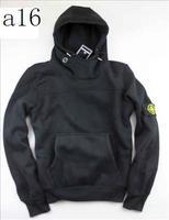 Free Shipping Men polo Stone Jacket male Hoody Jacket M-XXL