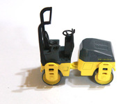 Diecast ROAD ROLLER BOMAG BW 120 AD-3 Miniature Collection Toy Construction 1:50