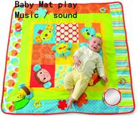 100% Original Genuine Climb Blanket Baby Toys Children crawling Blanket Game Blanket Mats