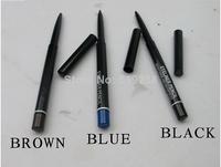 Hot sale professional makeup automatic rotary  eyeliner eyeliner gel pen cosmetic eye liner not blooming pencil