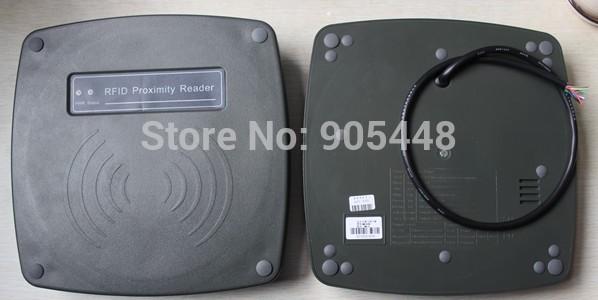 Система контроля доступа Unbrand RFID 60/80cm125khz RFID EM4100 id ID-RS232 система контроля доступа n a 125 rfid id 10 id 7612