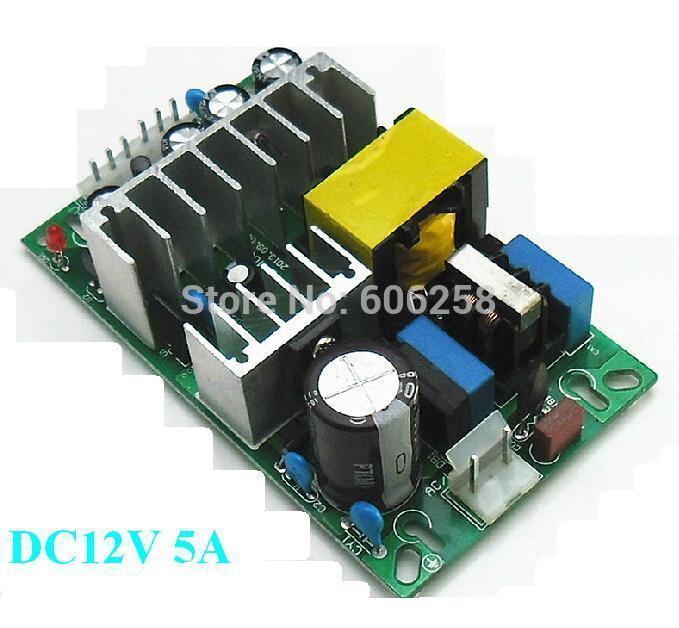 Импульсный блок питания DC12V 5 /2