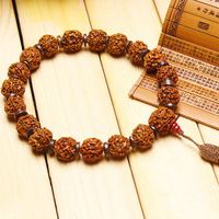 Vajra bodhi, automobile use medallion pendant file to flat AnZhu gear bead bead son hand string and bodhi