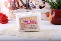 Free shipping 200-piece plastic Stick Cotton Swabs 100% cotton wholesale