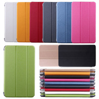"""New Ultra Slim Folio Stand Leather Case Cover For Samsung Galaxy Tab 4 8.0 8"""" Inch SM-T330"""