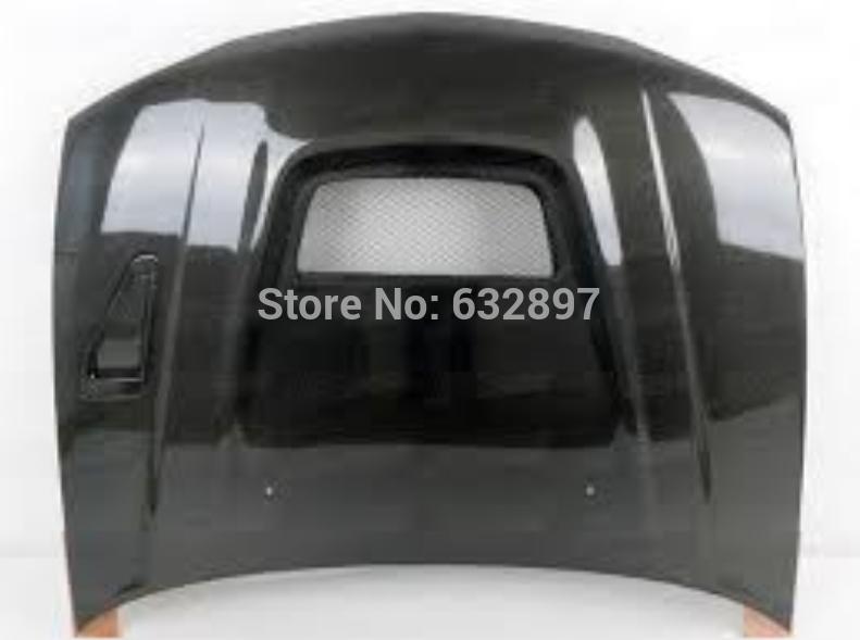 1996-1997 Mitsubishi Evolution EVO 4 OEM Style Carbon Fiber Hood Bonnet(China (Mainland))
