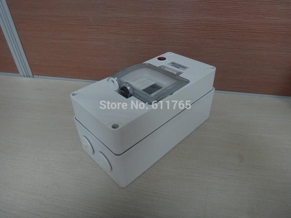 Автоматический выключатель H-Power IP66 DC CE, ROHS HP-PV-08-1
