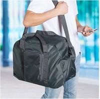 2014 New Travelling Kit Nylon Portable Folding Travel Luggage Bag/Fold the bag/Nylon bag/sports bag