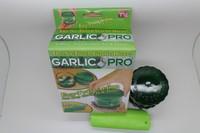 Free Shipping,100sets Garlic Pro No-Touch Garlic Dicer With BONUS E-Z Peel As Seen On TV Garlic Chopper,Garlic Peeler